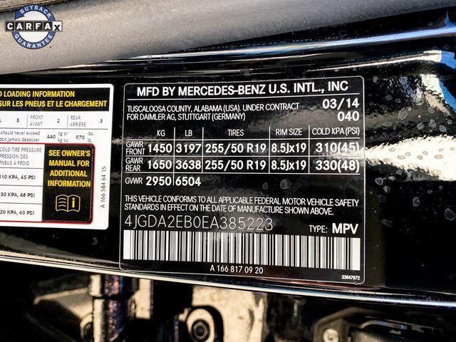 2014 Mercedes-Benz ML 350 BlueTEC Madison, NC 44