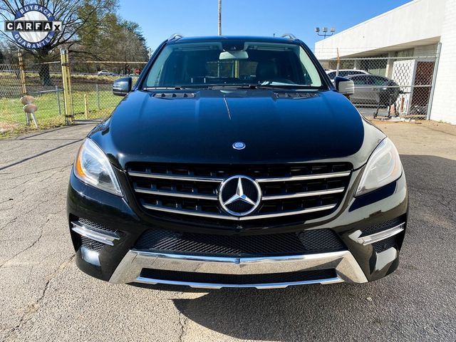 2014 Mercedes-Benz ML 350 BlueTEC Madison, NC 6