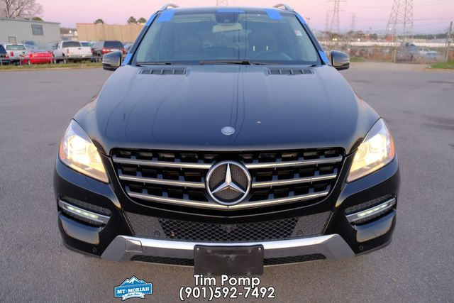2014 Mercedes-Benz ML 350 in Memphis, Tennessee 38115