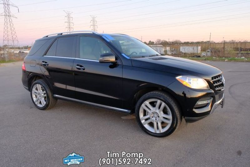 2014 Mercedes-Benz ML 350  | Memphis, Tennessee | Tim Pomp - The Auto Broker in Memphis Tennessee