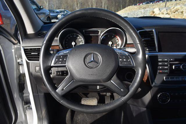 2014 Mercedes-Benz ML 350 4Matic Naugatuck, Connecticut 21