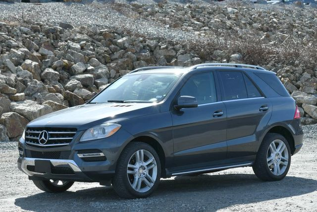 2014 Mercedes-Benz ML 350 Naugatuck, Connecticut 2
