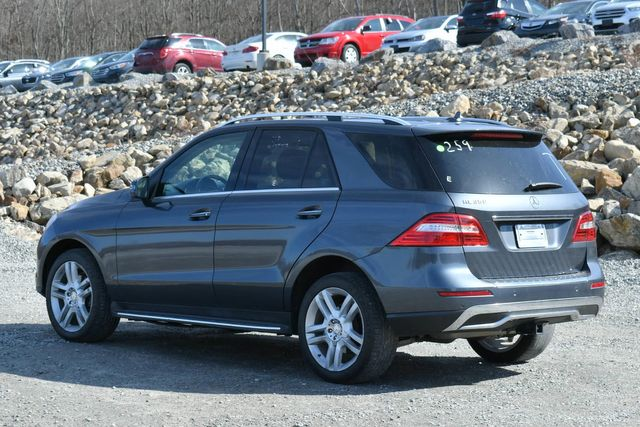2014 Mercedes-Benz ML 350 Naugatuck, Connecticut 4
