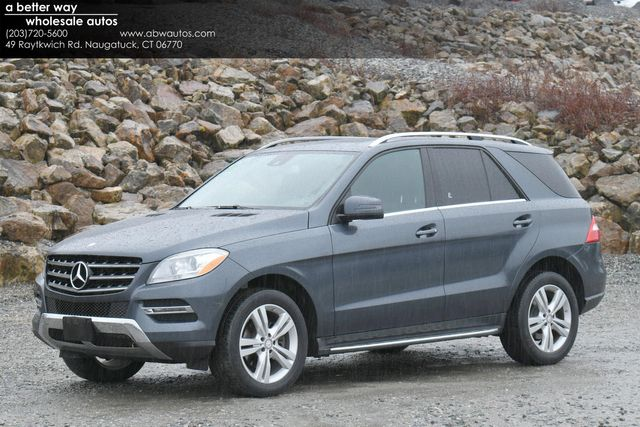 2014 Mercedes-Benz ML 350 Naugatuck, Connecticut