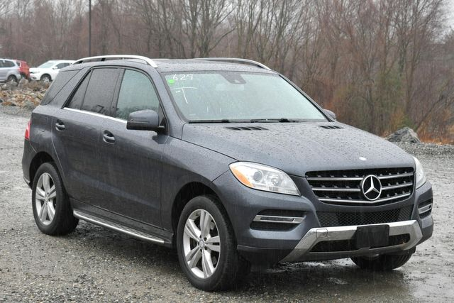 2014 Mercedes-Benz ML 350 Naugatuck, Connecticut 8