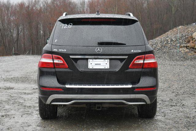2014 Mercedes-Benz ML 350 4Matic Naugatuck, Connecticut 5
