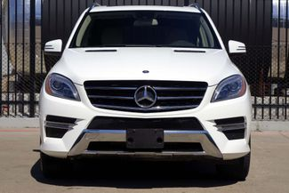 2014 Mercedes-Benz ML 350 P1 * Sport * NAVI * Driver Assist * KEYLESS * Roof Plano, Texas 6