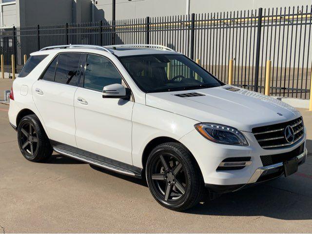 2014 Mercedes-Benz ML 350 1-OWNER * Lane Track * P1 * Keyless * NAV * Boards