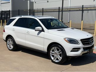 2014 Mercedes-Benz ML 350 20's * P1 * NAVI * Sunroof * XENONS * BU Camera * in Plano, Texas 75093