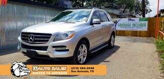 2014 Mercedes-Benz ML 350 in San Antonio, TX 78229