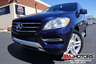 2014 Mercedes-Benz ML350 ML Class 350 SUV | MESA, AZ | JBA MOTORS in Mesa AZ