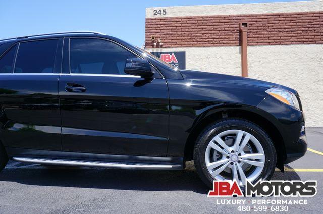 2014 Mercedes-Benz ML350 ML Class 350 4Matic AWD SUV in Mesa, AZ 85202
