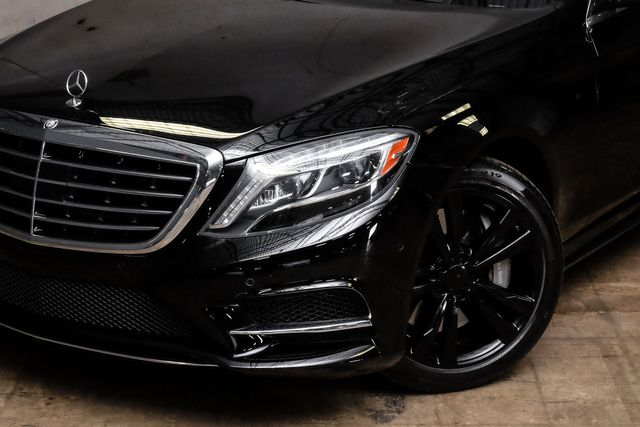 2014 Mercedes-Benz S 550 Rear Seat Package HARD LOADED in Addison, TX 75001