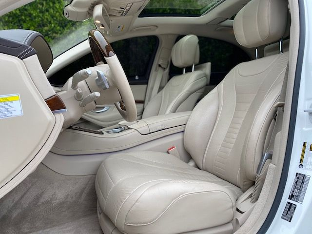 2014 Mercedes-Benz S 550 FULL Maybach Package in Addison, TX 75001