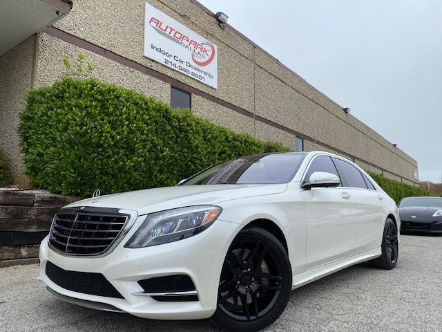 2014 Mercedes-Benz S 550 FULL Maybach Package
