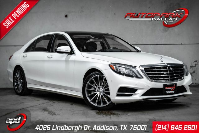 2014 Mercedes-Benz S 550 Maybach Style in Addison, TX 75001