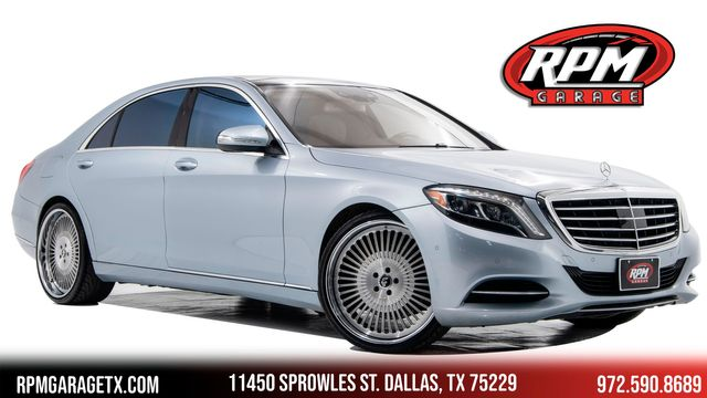 2014 Mercedes-Benz S 550 in Dallas, TX 75229