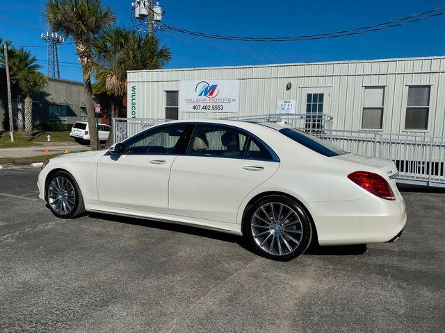 2014 Mercedes-Benz S 550 Longwood, FL 1