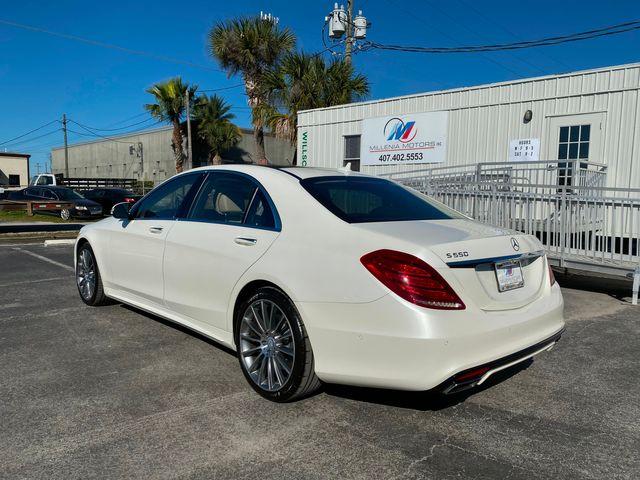 2014 Mercedes-Benz S 550 Longwood, FL 2