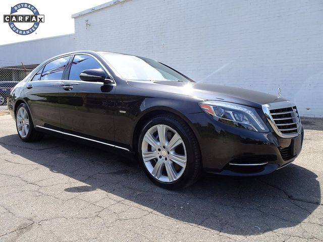 2014 Mercedes-Benz S 550 S 550 Madison, NC 1