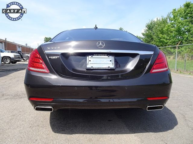 2014 Mercedes-Benz S 550 S 550 Madison, NC 3