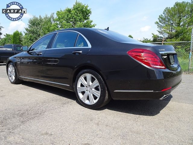 2014 Mercedes-Benz S 550 S 550 Madison, NC 4