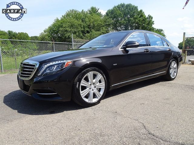 2014 Mercedes-Benz S 550 S 550 Madison, NC 6
