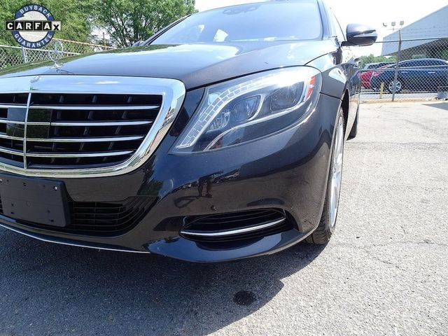 2014 Mercedes-Benz S 550 S 550 Madison, NC 9