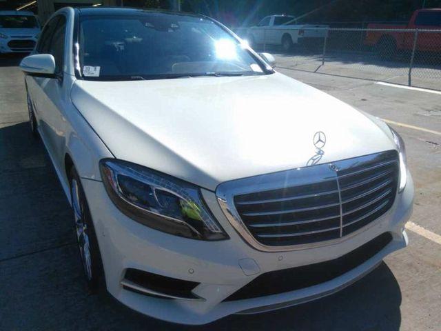 2014 Mercedes-Benz S 550 S 550 Madison, NC 4