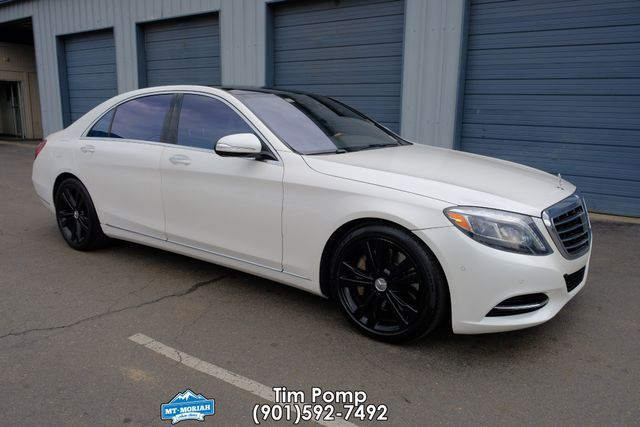 2014 Mercedes-Benz S 550 PANO ROOF