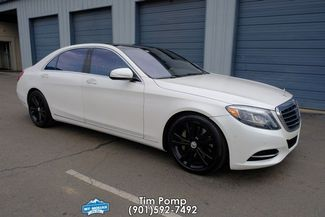 2014 Mercedes-Benz S 550 in Memphis Tennessee