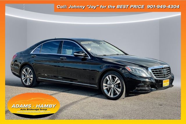 2014 Mercedes-Benz S 550 MSRP $104k with $11k in Options incl. Driver Ast