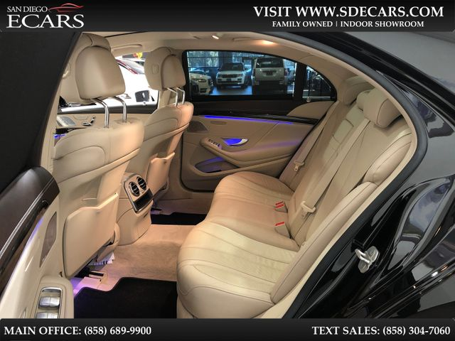 2014 Mercedes-Benz S 550 in San Diego, CA 92126