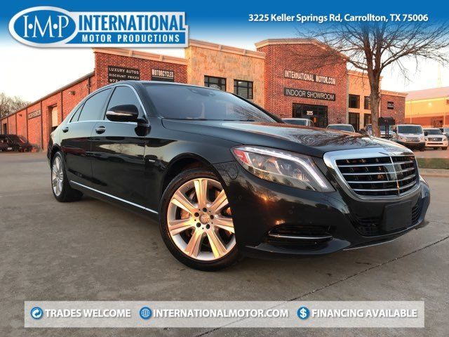 2014 Mercedes-Benz S 550 S550 Edition 1