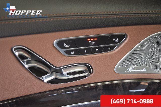 2014 Mercedes-Benz S-Class S 550 in McKinney Texas, 75070
