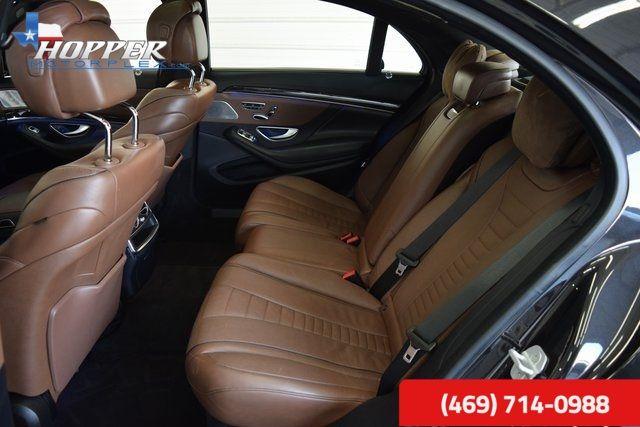 2014 Mercedes-Benz S-Class S550 in McKinney Texas, 75070