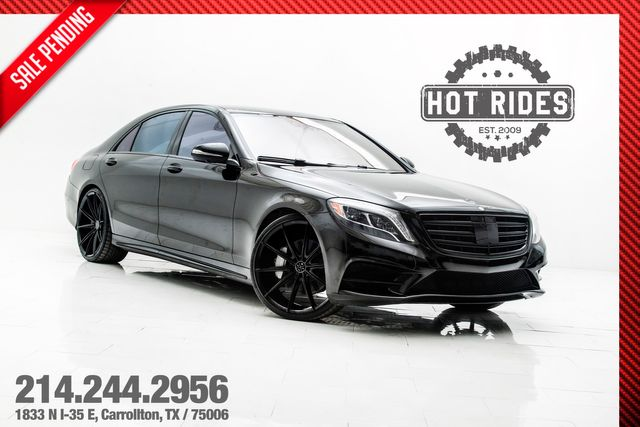 2014 Mercedes-Benz S550 Loaded With Options
