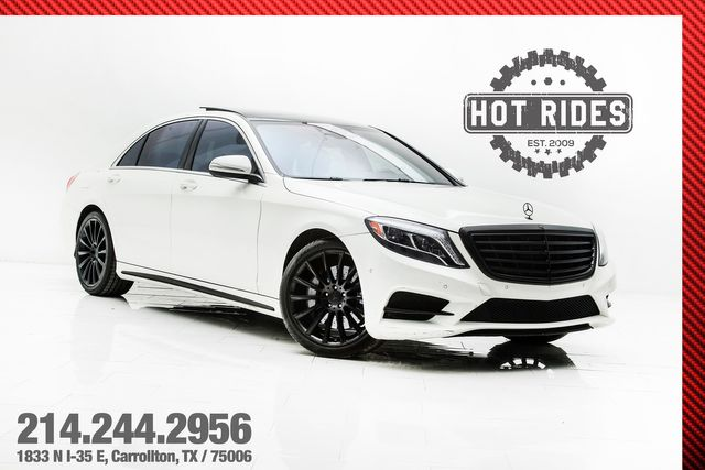 2014 Mercedes-Benz S550 AMG Sport in Carrollton, TX 75006