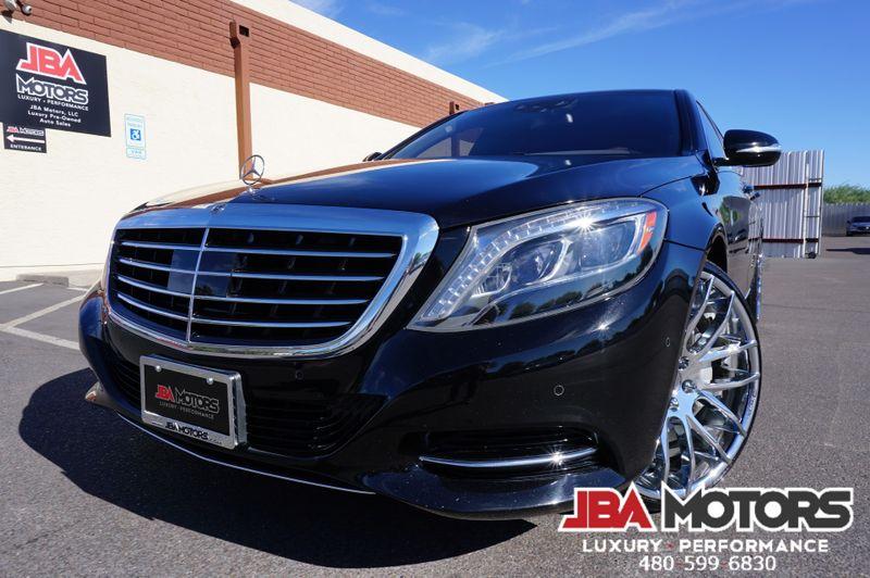 2014 Mercedes-Benz S550 S550 S Class 550 Sedan   MESA, AZ   JBA MOTORS in MESA AZ