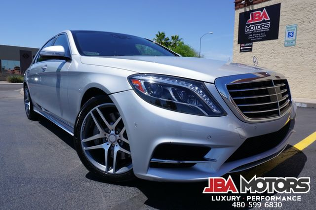 2014 Mercedes-Benz S550 S Class 550 Sedan ~ LOADED ~ REAR ENTERTAINMENT