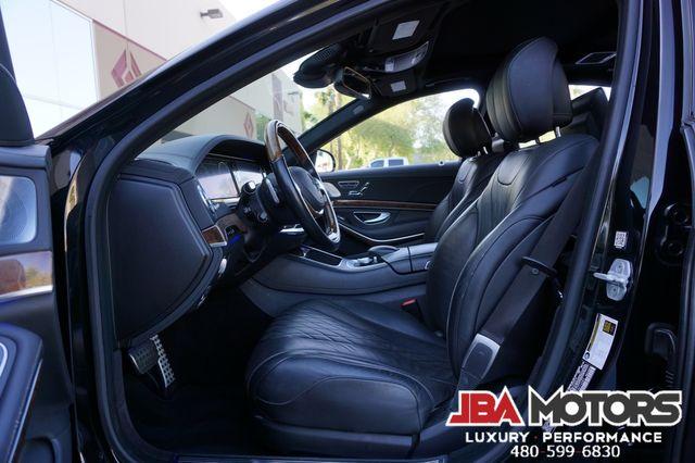 2014 Mercedes-Benz S550 S Class 550 Sedan ~ Highly Optioned Rear Seat DVD in Mesa, AZ 85202