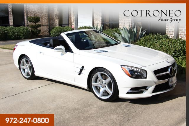 2014 Mercedes-Benz SL 550 in Addison, TX 75001