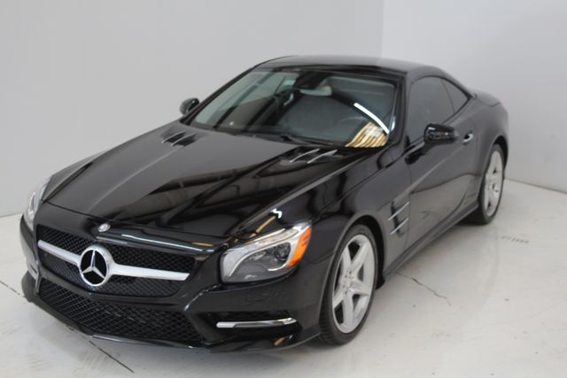 2014 Mercedes-Benz SL 550 Houston, Texas 1