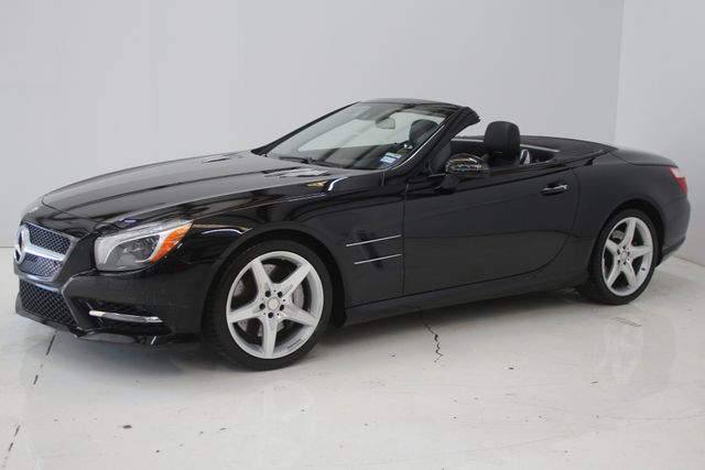 2014 Mercedes-Benz SL 550 Houston, Texas 10