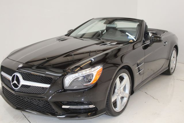 2014 Mercedes-Benz SL 550 Houston, Texas 11