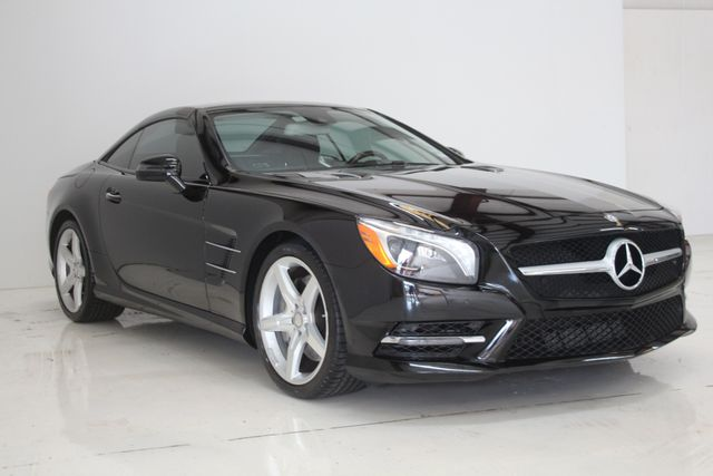 2014 Mercedes-Benz SL 550 Houston, Texas 7