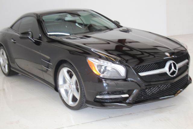 2014 Mercedes-Benz SL 550 Houston, Texas 8