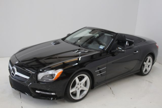 2014 Mercedes-Benz SL 550 Houston, Texas 9