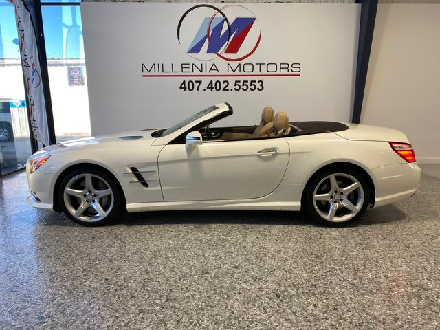 2014 Mercedes-Benz SL 550 Roadster in Longwood, FL 32750