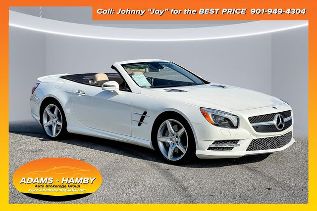 """2014 Mercedes-Benz SL 550 19"""" AMG Wheels, Nappa Leather and Voice Command"""